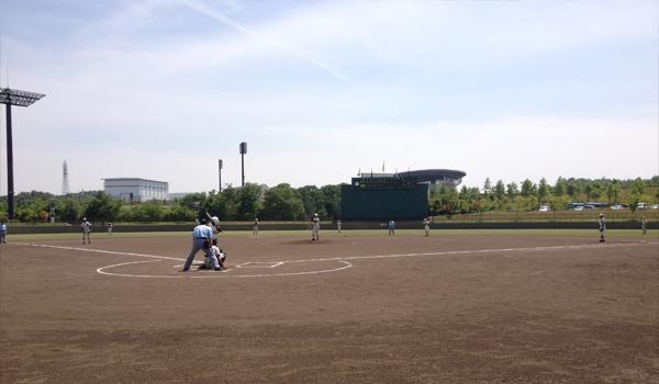 三木総合防災公園野球場