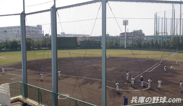 鳴尾浜臨海公園野球場