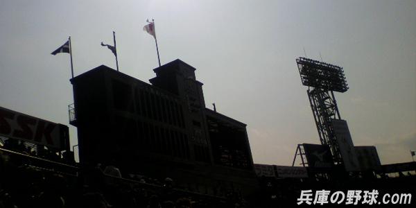 兵庫の野球場