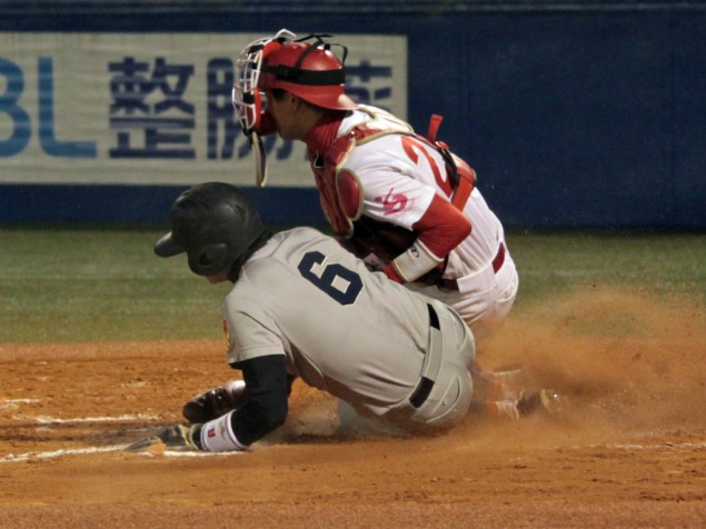 兵庫の大学野球